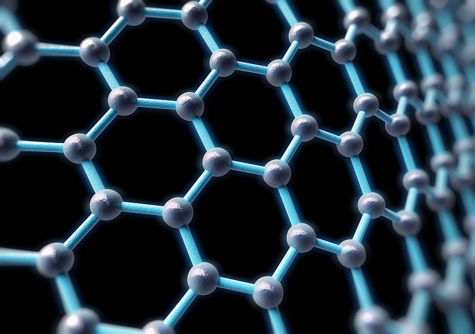 Moleculas de grafeno