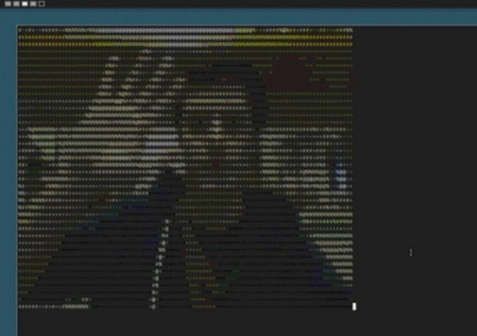 Aplicacion de Videochat corriendo desde el terminal