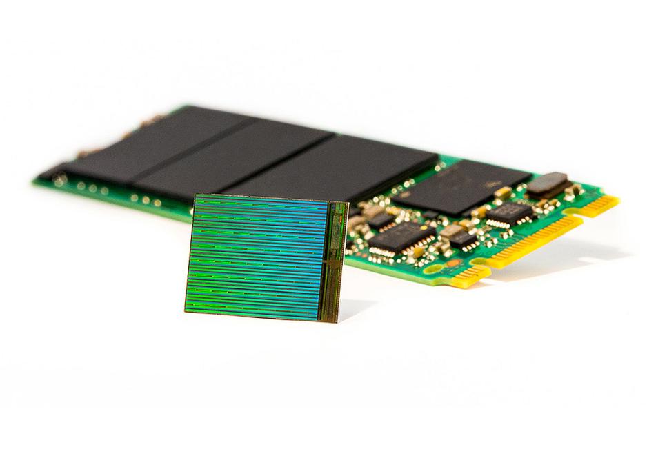 Conoce las memorias NAND 3D, el futuro de los SSD