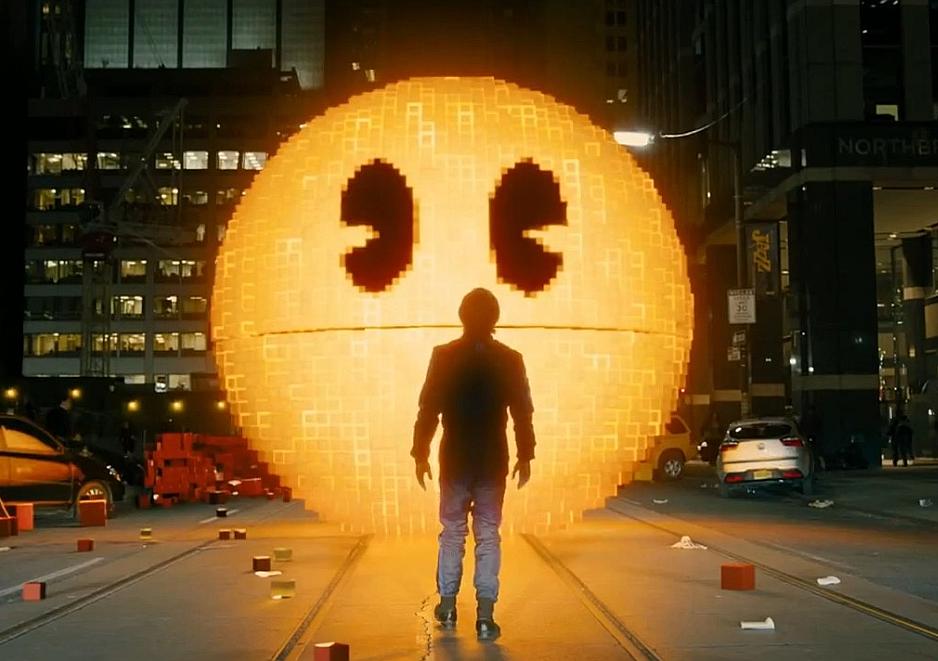 Échale un vistazo al trailer de Pixels