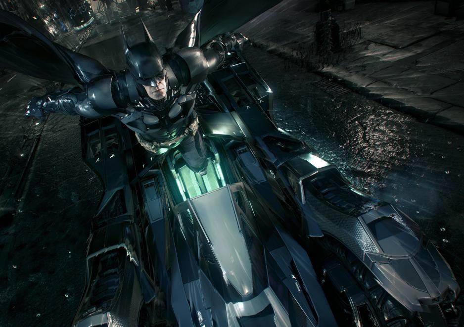 Batman: Arkham Knight muestra otro vistazo de lo que viene