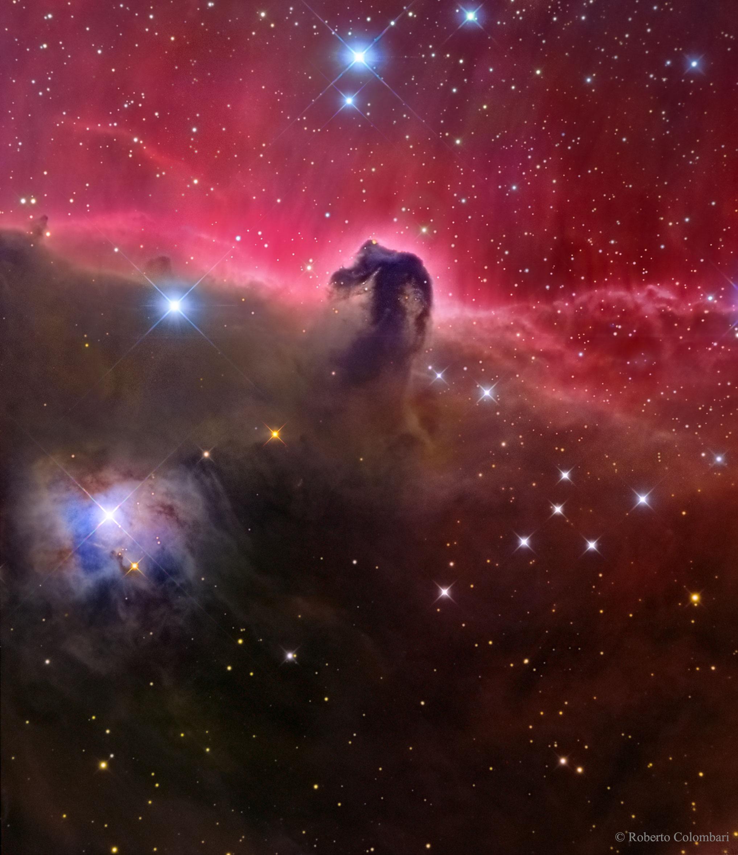 La magnífica nebulosa Cabeza de Caballo