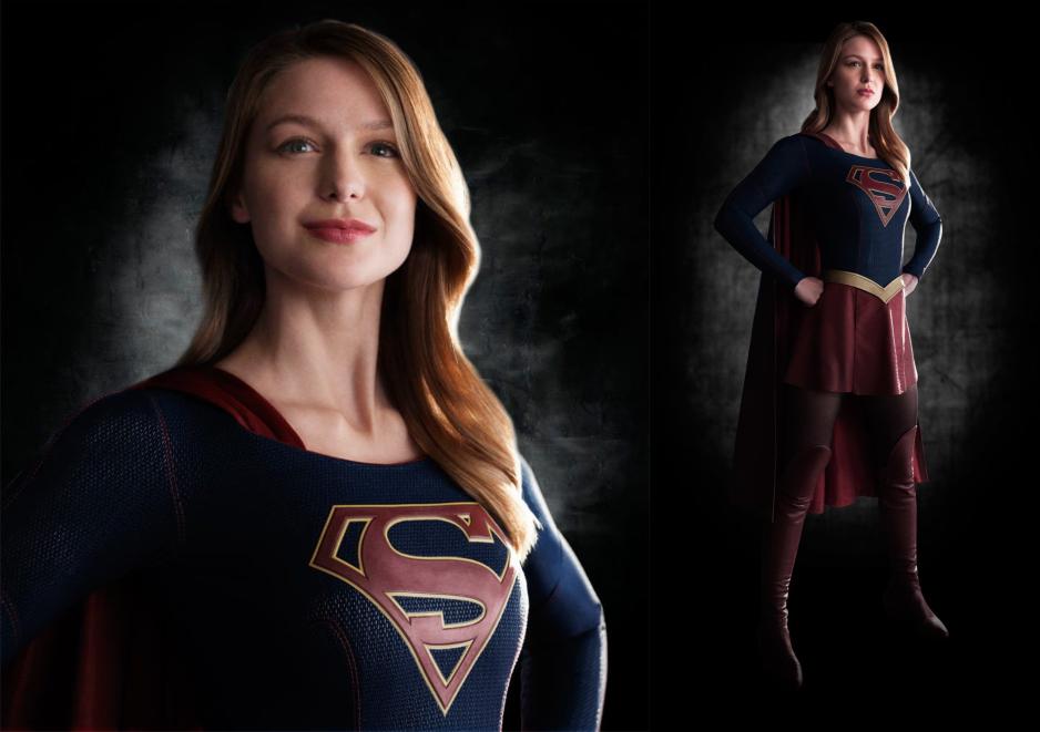 Filtrado el piloto de Super Girl a 6 meses de su estreno