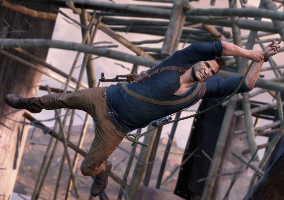 El nuevo Gameplay de Uncharted 4 es trepidante