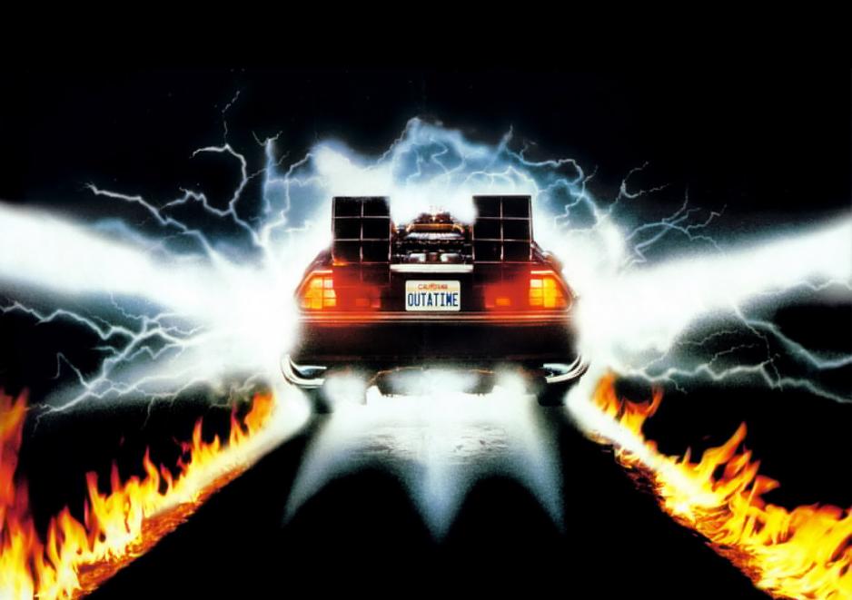 Prepárate para recibir al DeLorean este 21 de Octubre