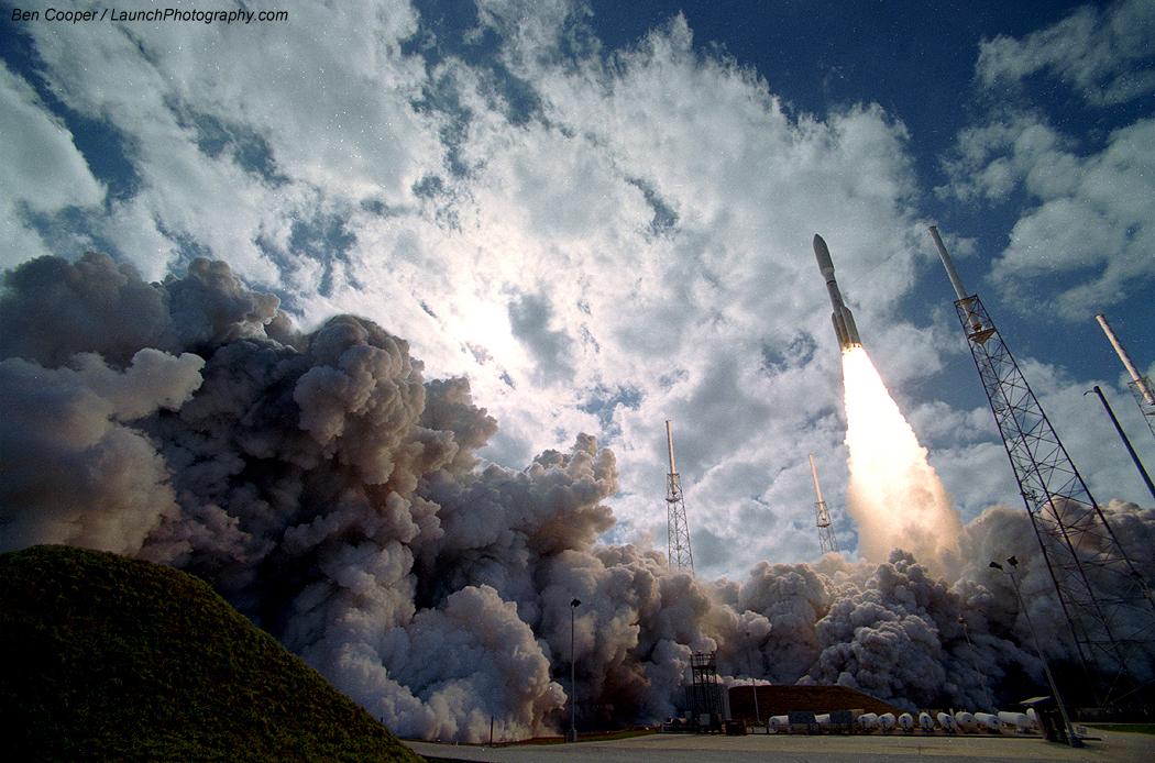 Lanzamiento de la New Horizons a Plutón
