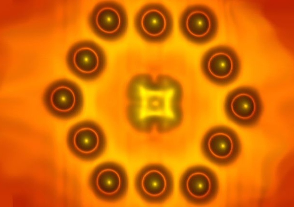 Desarrollan un transistor del tamaño de una molécula