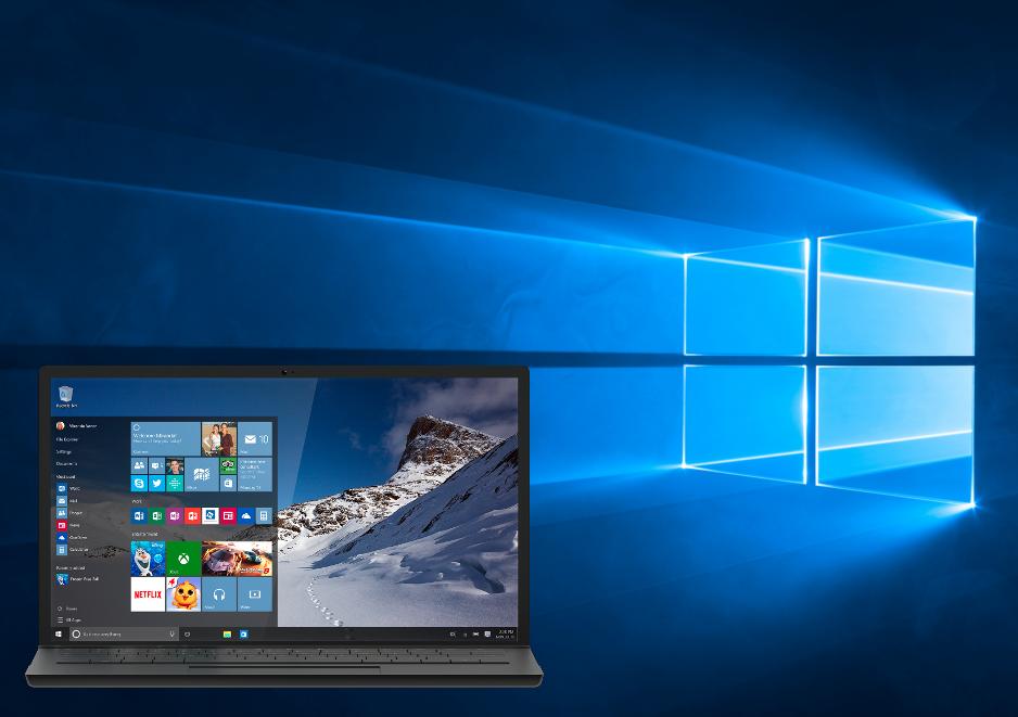 ¡Ya está aquí! Windows 10 disponible para descarga