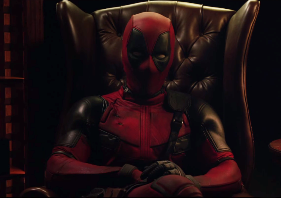 El primer trailer de DeadPool se ve... Muy DeadPool.