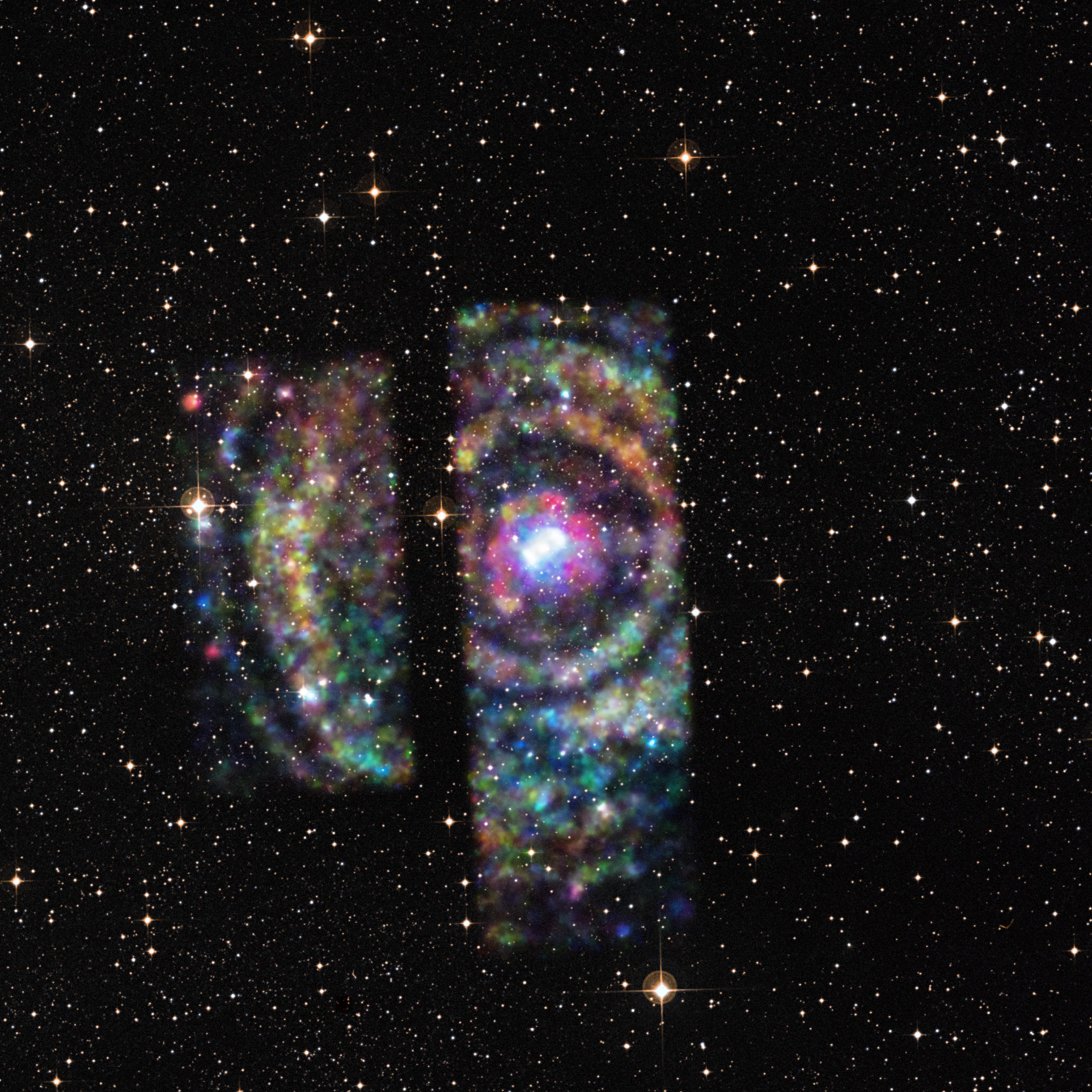 Ecos de rayos X desde Circinus