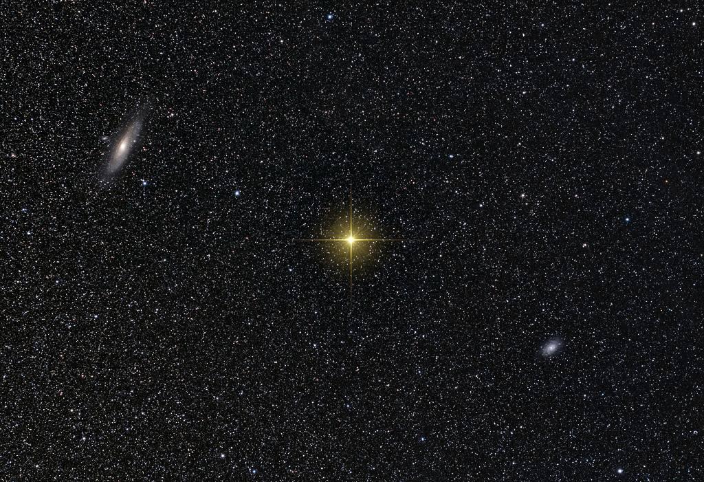 M31 versus M33