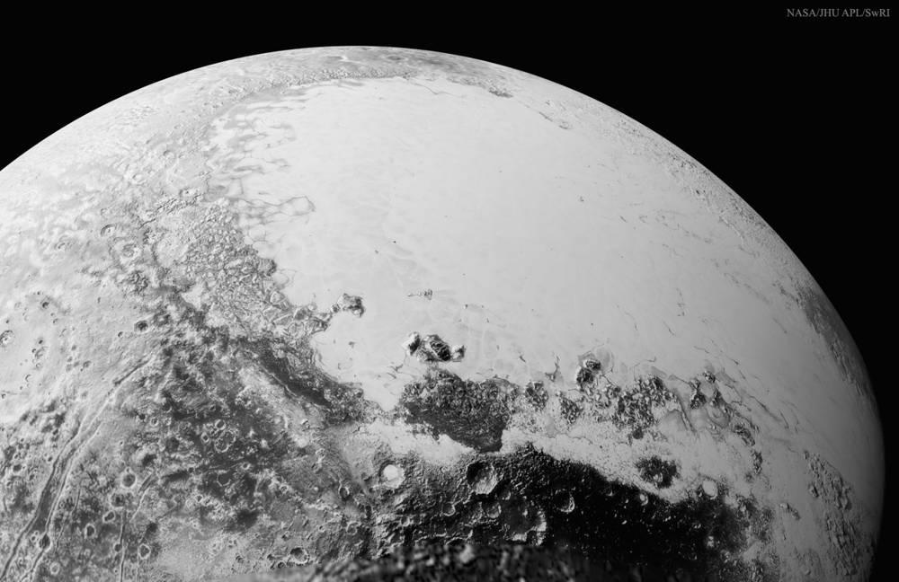 Plutón por encima de Cthulhu Region
