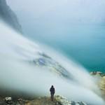 El monte Gunung Merapi