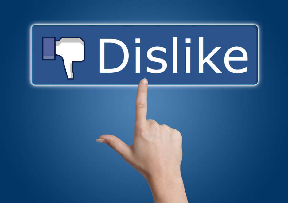 """La verdad sobre el botón """"No me Gusta"""" de Facebook"""