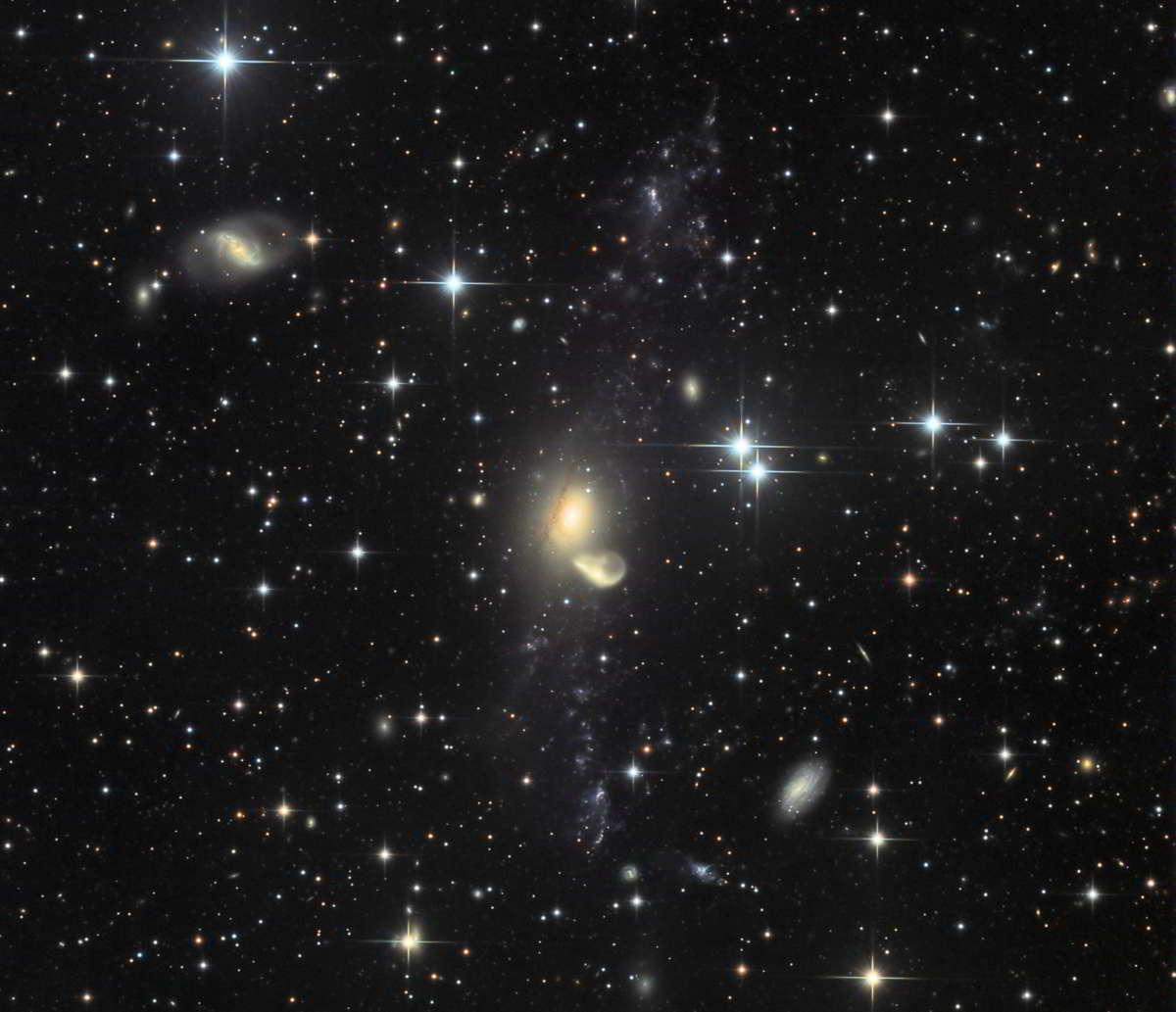 Reciclando NGC 5291