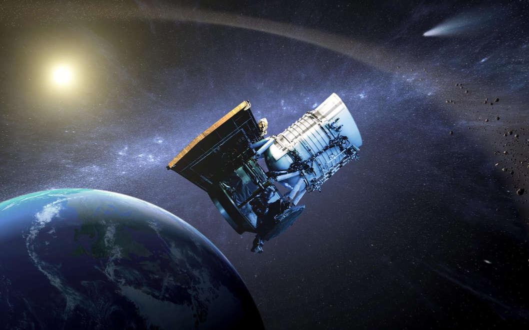 Dos animaciones de la NASA que te harán viajar al espacio