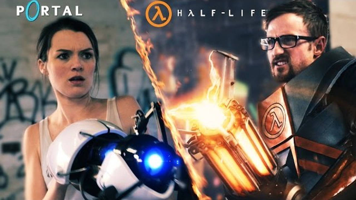 Mira este creativo video de Half-Life vs Portals.