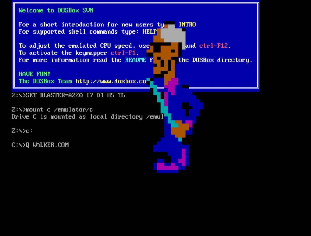 The Malware Museum, un museo con los virus de los 80-90
