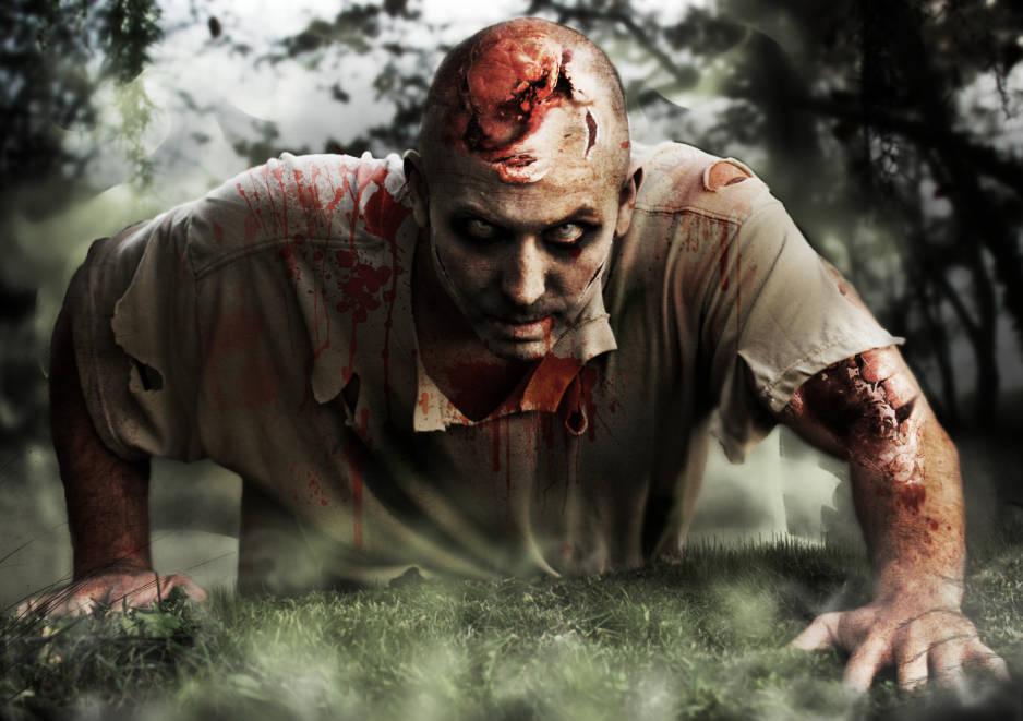 Un Timelapse de 100 años de evolución de los Zombies