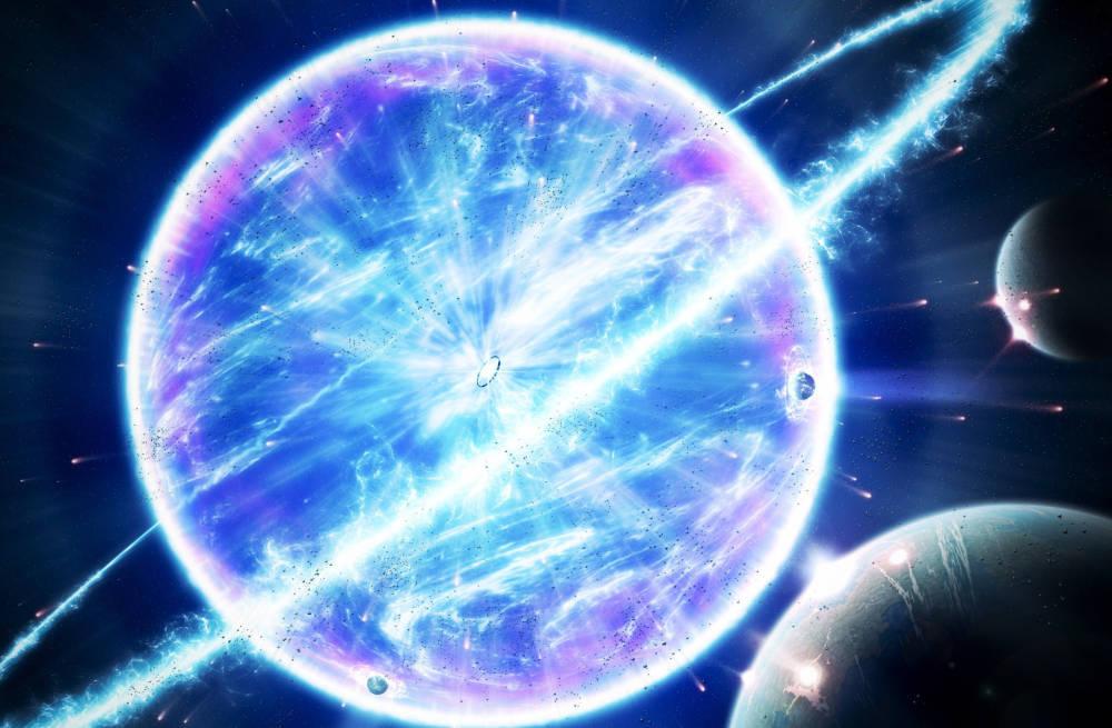 Por primera vez la NASA captura la explosión de una estrella