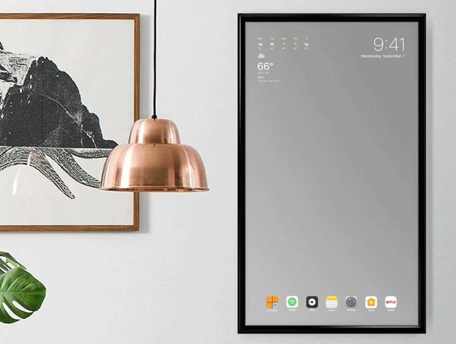 Otro iDevice para tu colección, el Apple Mirror