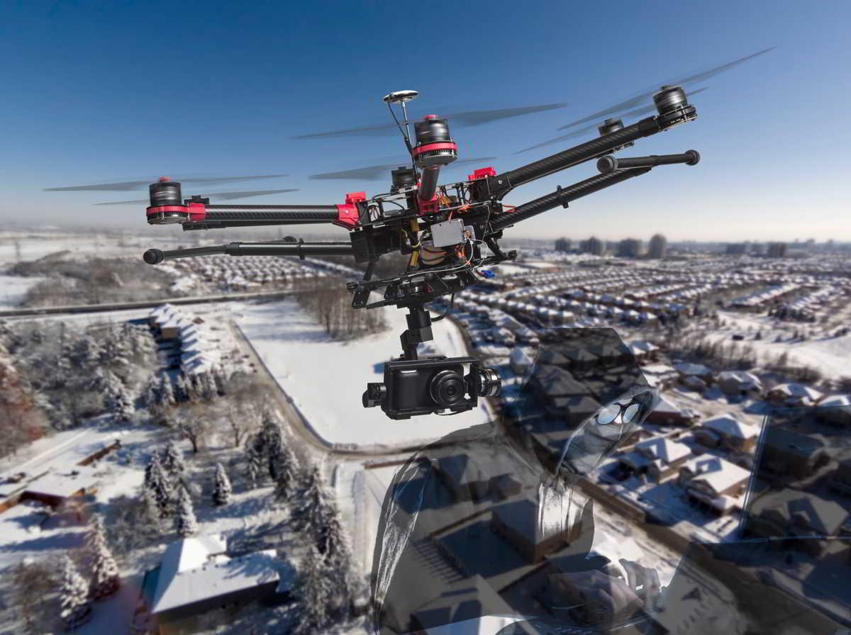 Toma el control de los drones que invadan tu espacio aéreo