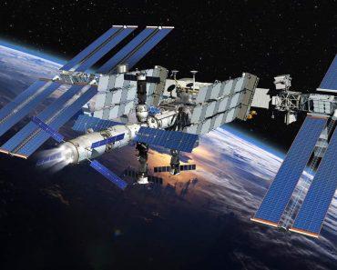 Este video tomado desde la ISS te dejará sin aliento