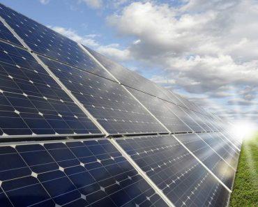 ¿Cuántos paneles solares se necesitan para abastecer un país?