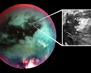 Cassini ha encontrado materia prima para la vida en Titán