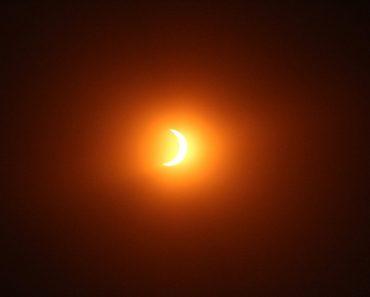 Si te perdiste el eclipse, no te pierdas esta galería